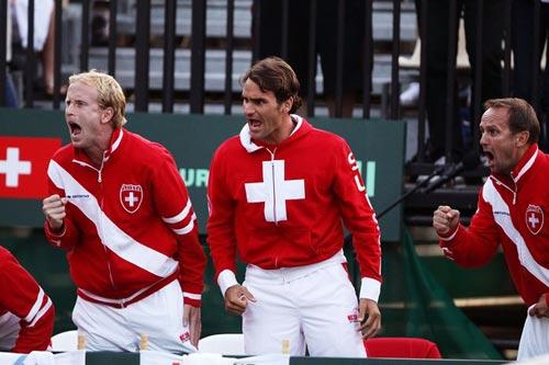 Federer sẽ cứu Thụy Sỹ tại Davis Cup? - 1