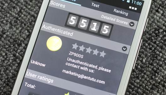 Thêm loạt thông tin shock về HKPhone Revo MAX - 2