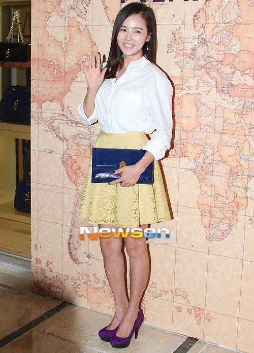 """Hoa hậu xứ Hàn cổ xúy mốt """"quên quần"""" - 16"""