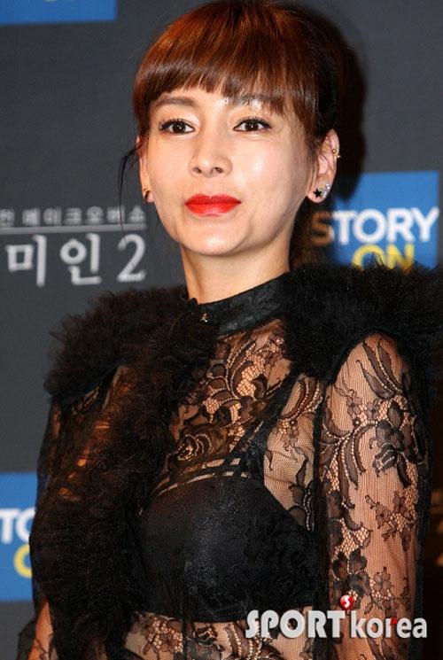 """Hoa hậu xứ Hàn cổ xúy mốt """"quên quần"""" - 10"""