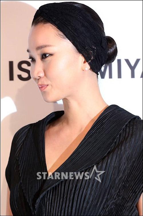 """Hoa hậu xứ Hàn cổ xúy mốt """"quên quần"""" - 13"""