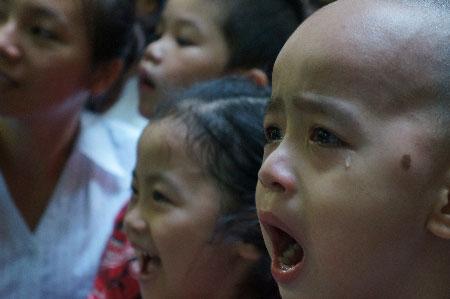 Khoảnh khắc của bé ngày tựu trường - 6