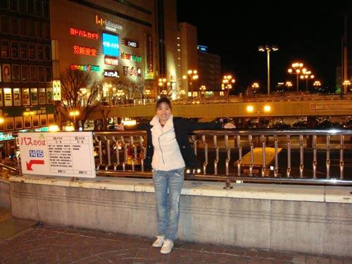 Chia sẻ của du học sinh tại Sendai (Nhật Bản) - 1