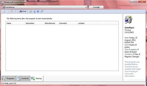 Gỡ bỏ các phần mềm cứng đầu với Mirekusoft Install Monitor - 4