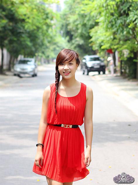 Vẻ đẹp cuốn hút của thiếu nữ Vinh - 6