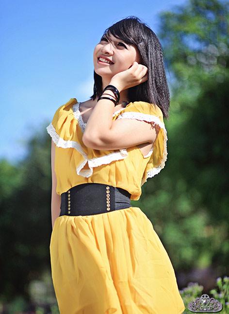 Vẻ đẹp cuốn hút của thiếu nữ Vinh - 17