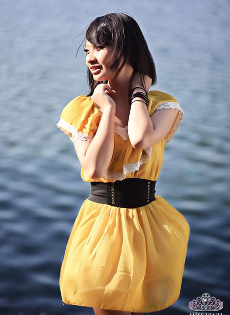 Vẻ đẹp cuốn hút của thiếu nữ Vinh - 19
