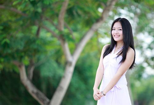 Vẻ đẹp cuốn hút của thiếu nữ Vinh - 3