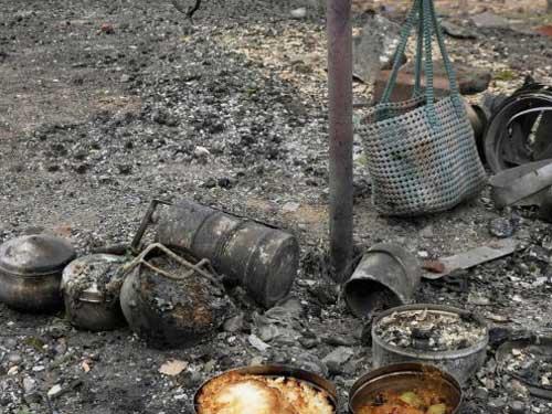 Ấn Độ: Cháy nhà máy pháo hoa, 52 người chết - 1