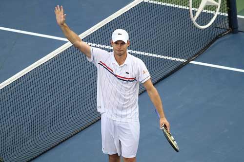 Roddick đẫm lệ ngày chia tay - 4