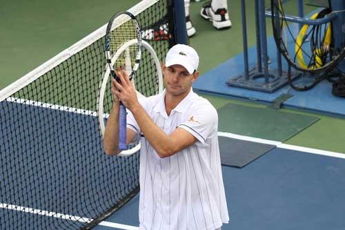 Roddick đẫm lệ ngày chia tay - 2
