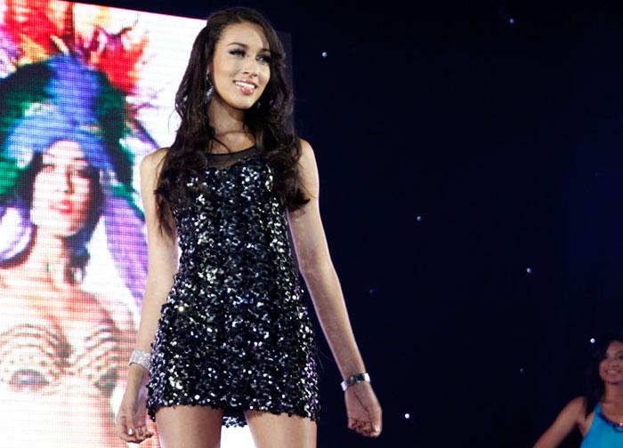 Ngọc Oanh đoạt giải 3 Siêu mẫu Quốc tế - 15