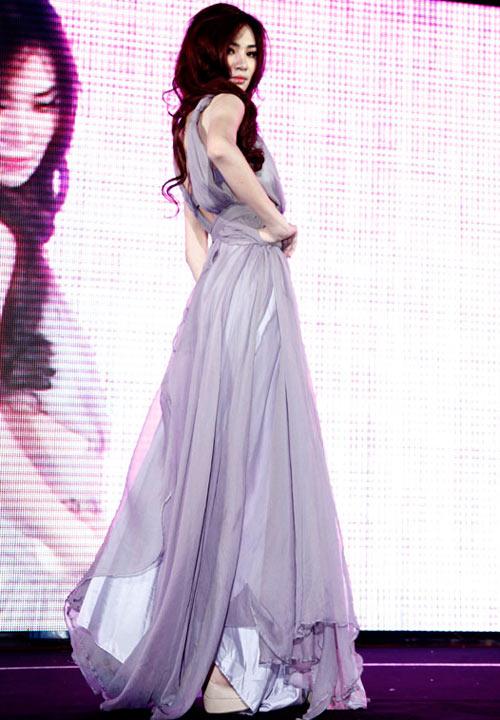 Ngọc Oanh đoạt giải 3 Siêu mẫu Quốc tế - 6