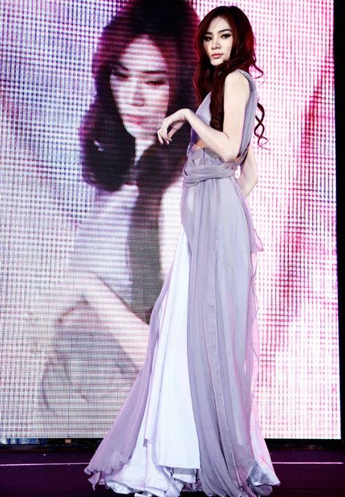 Ngọc Oanh đoạt giải 3 Siêu mẫu Quốc tế - 7