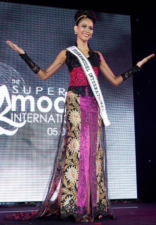 Ngọc Oanh đoạt giải 3 Siêu mẫu Quốc tế - 14