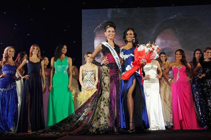 Ngọc Oanh đoạt giải 3 Siêu mẫu Quốc tế - 13