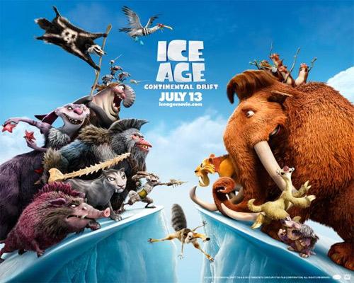 Phim hè 2012 thất bại thảm hại, Phim, phim he 2012, Phim chieu rap he 2012, Avengers, Dark Knight Rises,Ice Age: Continental Drift, doanh thu, phong ve, doanh thu trieu do, phim giang sinh