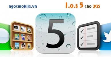 Chọn Iphone 3GS chạy IOS5, mua ở đâu tốt? - 1