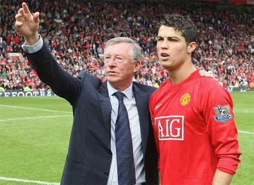 Man City vỡ mộng Ronaldo vì Sir Alex - 1
