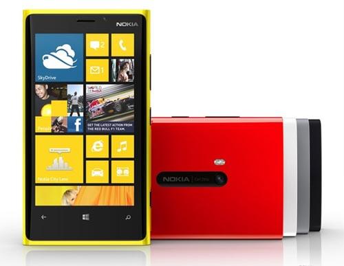 """Nokia Lumia 920 """"linh hồn"""" cách mạng WP8 - 1"""