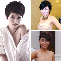 Mỹ nhân Việt khoe cá tính cùng tóc ngắn