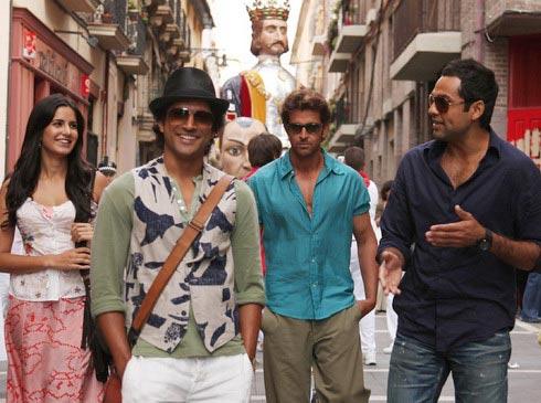 """Phim Bollywood lại """"oanh tạc"""" rạp VN, Phim, phim bollywood, Ek Tha Tiger, Cocktail, Zindagi Na Milegi Dobara, Heroine, phim moi, phim chieu rap 2012, phim"""