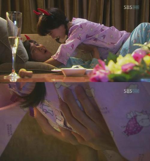 Đêm tân hôn nóng bỏng trên màn ảnh Hàn - 5
