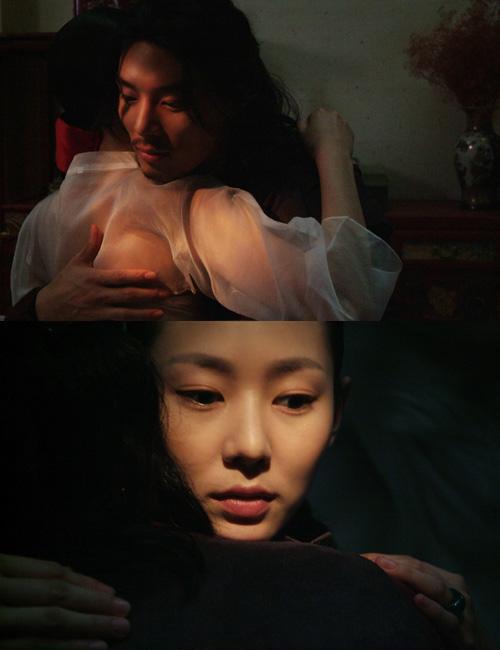 Đêm tân hôn nóng bỏng trên màn ảnh Hàn - 2