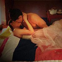 Đêm tân hôn nóng bỏng trên màn ảnh Hàn