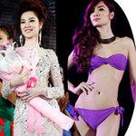 Thời trang - Ngọc Oanh đoạt giải 3 Siêu mẫu Quốc tế