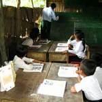 Giáo dục - du học - Xắn quần dạy - học ở Trắp Khỉ