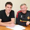 MU chính thức ký hợp đồng với Henriquez