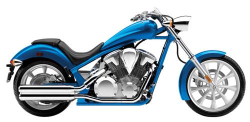 Điểm mặt xe máy khủng của Honda 2013 - 2
