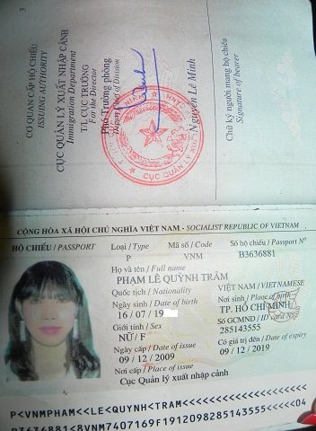 VN: Công nhận người chuyển giới đầu tiên - 5