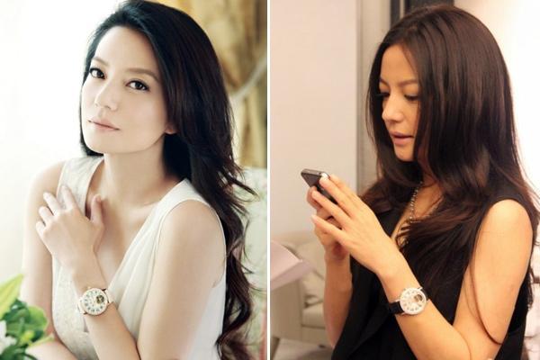 Khám phá đồng hồ đeo tay của mỹ nhân - 20