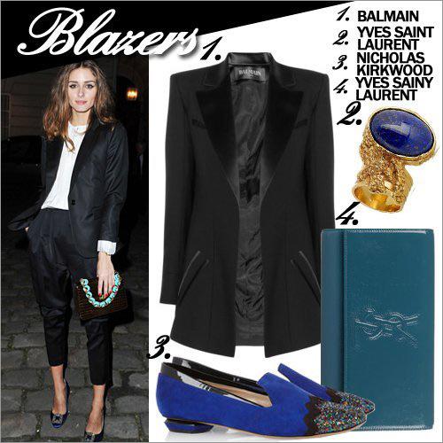 11 cách mặc blazer quyến rũ đến công sở - 4