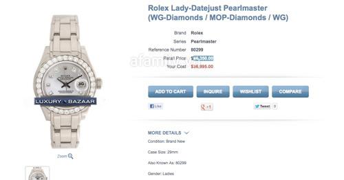 Khám phá đồng hồ đeo tay của mỹ nhân - 2