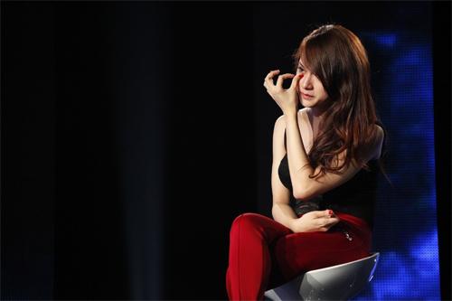 VN Idol: Thí sinh thừa nhận chuyển giới - 2