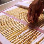 Tài chính - Bất động sản - Giá vàng tăng lên mức cao nhất 7 tháng