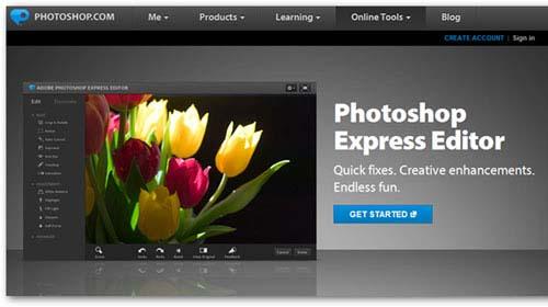 Top 12 sites giúp thay thế ứng dụng Photoshop - 6
