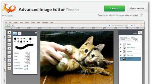 Top 12 sites giúp thay thế ứng dụng Photoshop - 7