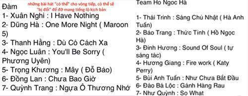 Clip tố Giọng hát Việt sắp đặt kết quả - 4