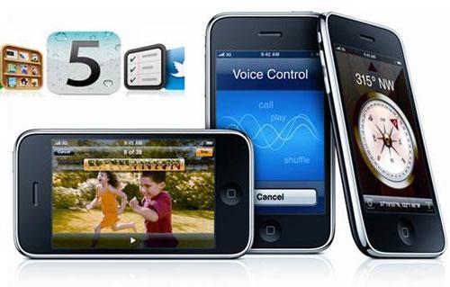 Iphone 3GS quốc tế giảm giá kịch sàn - 3
