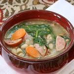 Ẩm thực - Mát lòng với súp đậu xúc xích