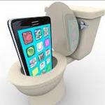 Sức khỏe đời sống - Điện thoại di động bẩn gấp 10 lần bồn cầu