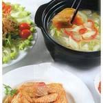 Ẩm thực - Lẩu gà nấu mẻ cực lôi cuốn!