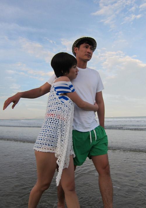 """Cảnh """"dính bẫy"""" của Huy Khánh, Phim, huy khanh, hem cut, cao my kim, cao thai ha, phim truyen hinh moi"""