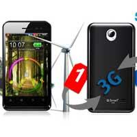 Sốc với Smartphone 2 sim 2 sóng giá rẻ CPU 1GHz