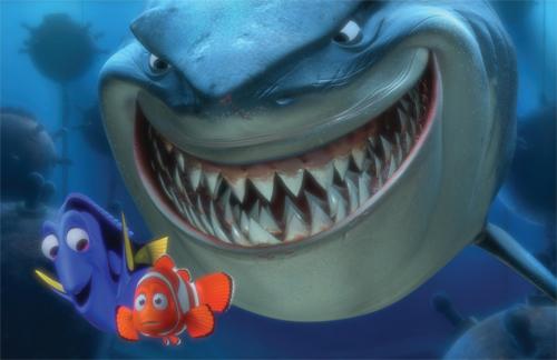 Tuyệt vời Đi tìm Nemo 3D - 1