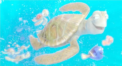 Tuyệt vời Đi tìm Nemo 3D - 3